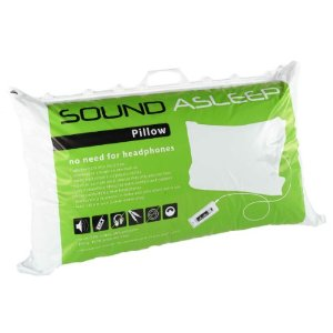 Sound asleep pillow review