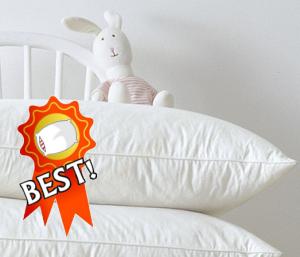 White Company Memory Microfibre Pillow review - best pillows