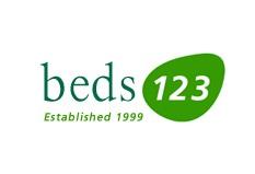 Beds 123 pillows