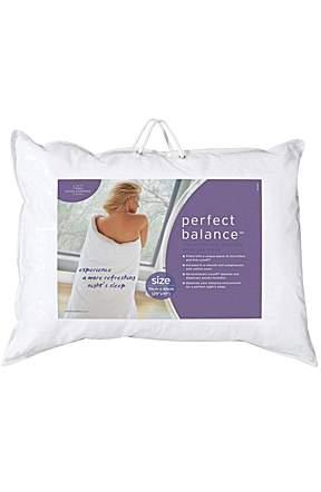 Perfect balance pillow