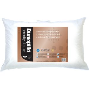 dunlopillo latex pillow review