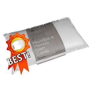 John Lewis microfibre memoryfoam pillow picture