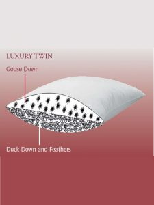 Brinkhaus Luxury Twin Pillow review