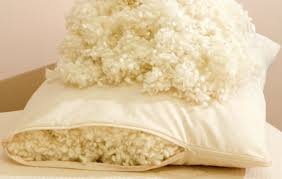 wool pillows