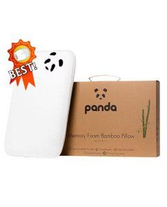 Panda Luxury Memory Foam Pillow review best