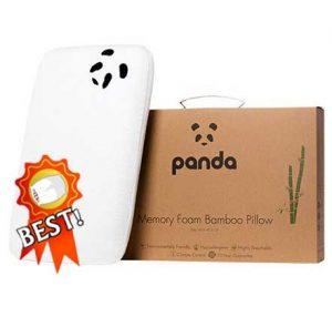 Panda-Luxury-Memory-Foam-Bamboo-Pillow-review