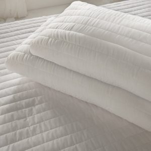 Silentnight Pillow Protector Pair