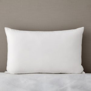 The white company GOOSE FEATHER & DOWN pillow