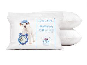 Boston Essentials Hollowfibre Pillow Pair review