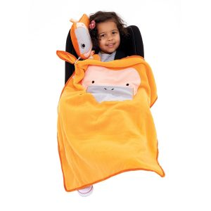 Trunki Snoozihedz Travel Pillow Blanket review