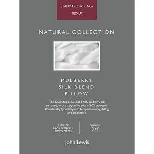 John-Lewis-Mulberry-Silk-Pillow-Best-Valentine's-Day-Gift