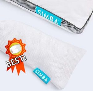 Simba Hybrid Pillow review