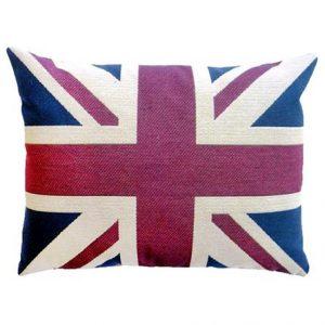 Dunelm royal Union Jack Cushion